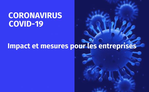 Coronavirus Covid mesures